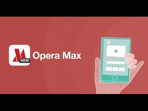 Get more of your data plan with Opera Max. Here's how!