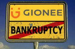 gionee bankrot