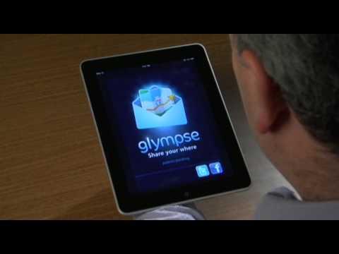 Glympse on Facebook