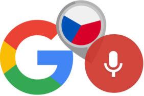 google diktovani hlasem interpunkce cestina