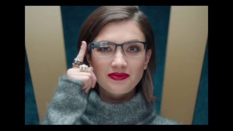 Google Glass:  Make Glass Your Own