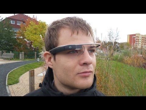 Google Glass v Českých Budějovicích již už tuto sobotu (videopozvánka)