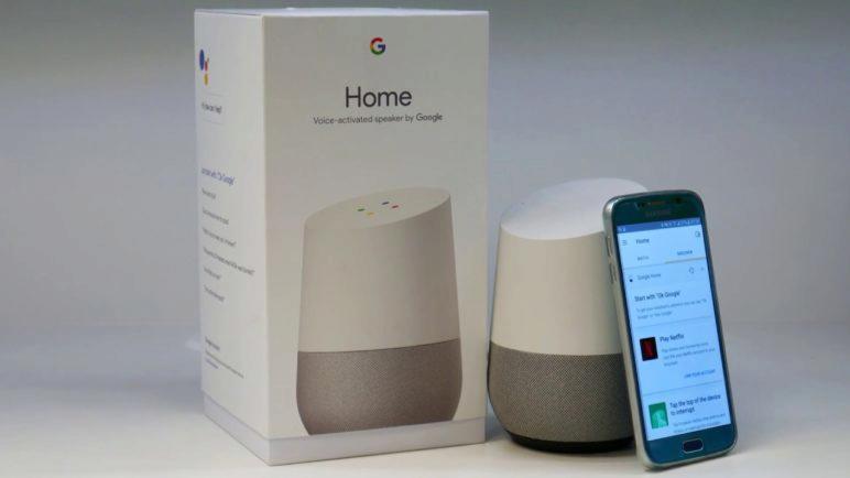 Google Home - chytrá domácnost přichází (první pohled)