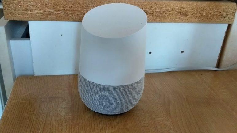 Google Home - multiple query demo