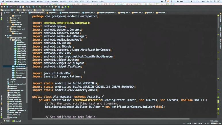 Google I/O 2013 - What's New in Android Developer Tools