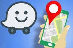google mapy waze