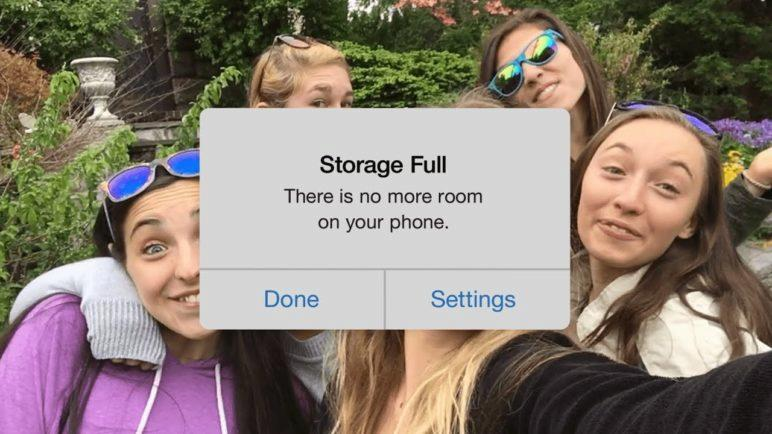 Google Photos: Free Up Space