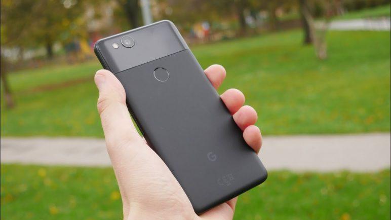 Google Pixel 2 - první pohled