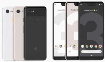 google pixel 3 slevy black friday