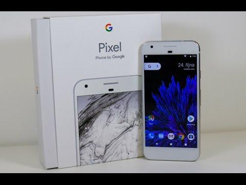 Google Pixel v redakci. Jak se nám líbí?