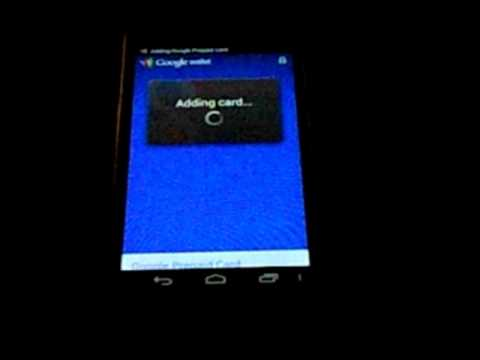 Google Wallet Security Vulnerability Demonstrated
