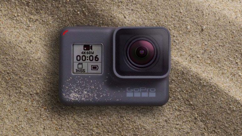 GoPro Hero 6 Black - první pohled