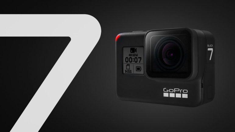 GoPro: Introducing HERO7 Black in 4K - Shaky Video is Dead