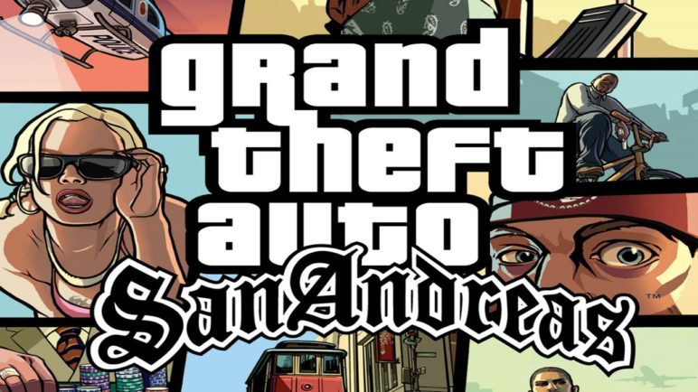 Grand Theft Auto: San Andreas - Universal - HD (Sneak Peek) Gameplay Trailer