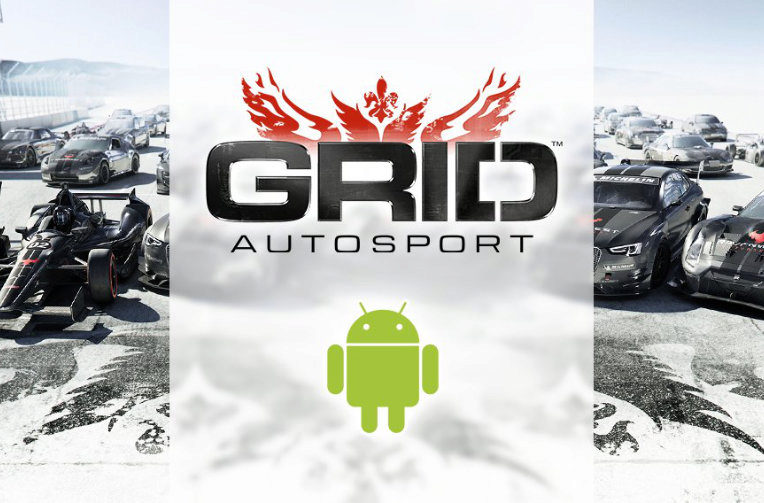 grid autosport android verze