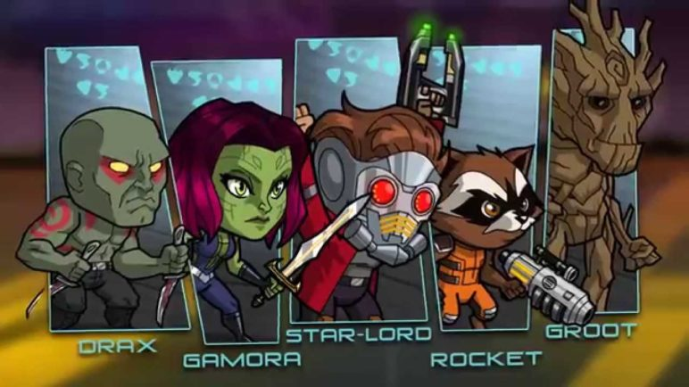 Guardians of the Galaxy: The Universal Weapon Official Trailer