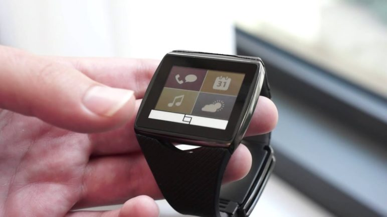 Hands-On with Qualcomm's Toq Smartwatch at IFA 2013