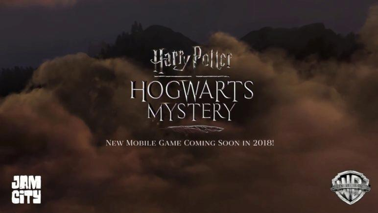 Harry Potter: Hogwarts Mystery Official Announce Trailer