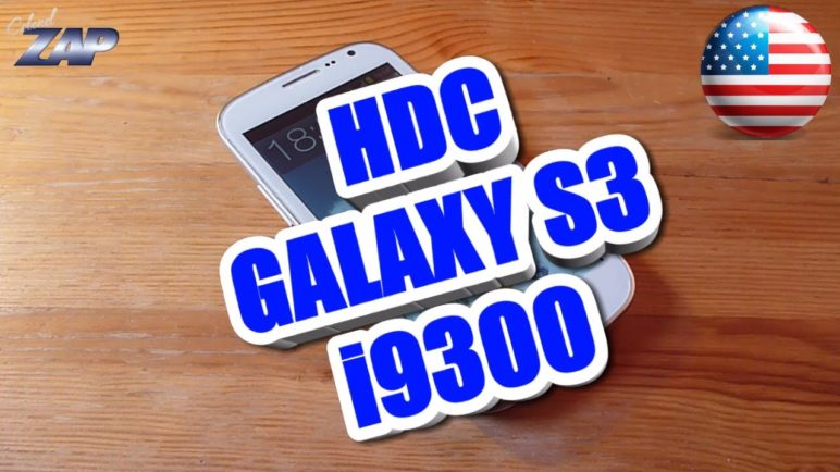 HDC Galaxy S3 i9300 Dualsim MT6575 Phone Review - Samsung SIII Clone? Like Zopo ?- ColonelZap