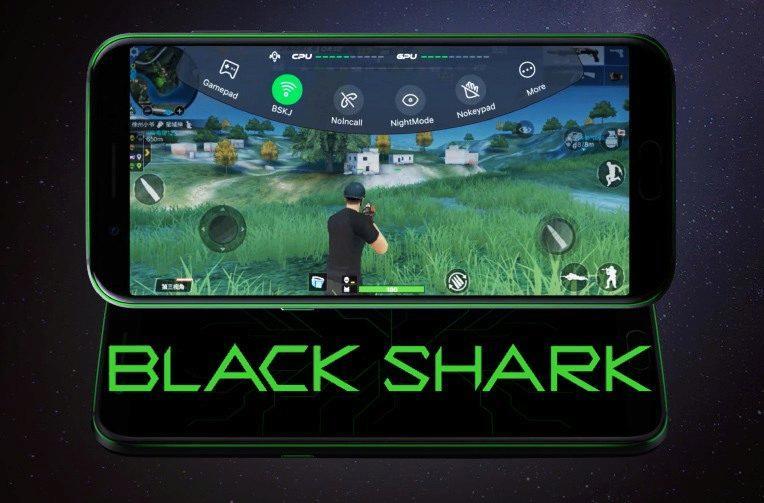 Herní telefon Xiaomi Black Shark už koupíte i u nás