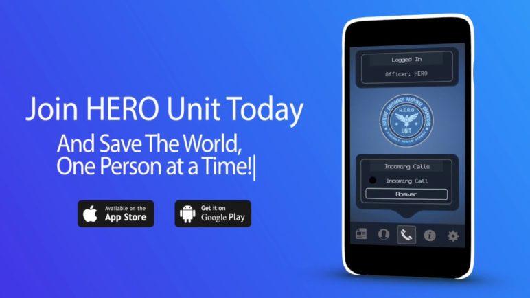 HERO Unit Trailer (iOS & Android)