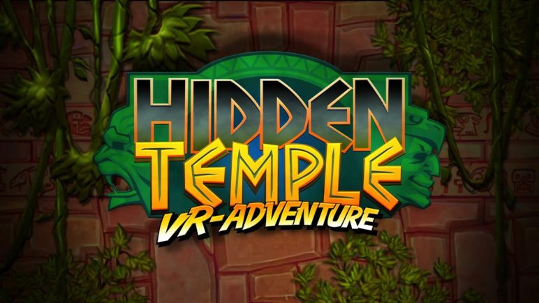Hidden Temple - VR Adventure ▶ Official Gameplay Trailer