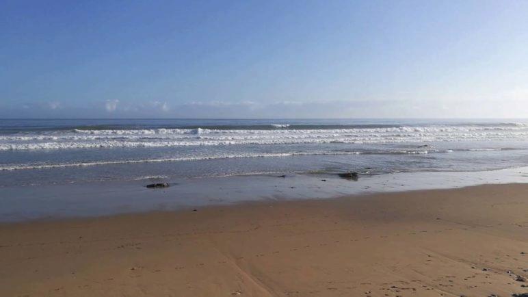 Honor 8 - test videa, pláž