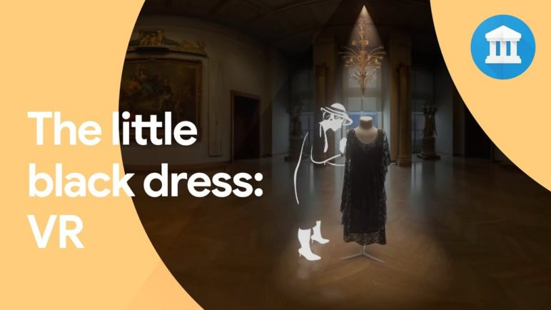 How did the black dress become an icon? | Musée des Arts Décoratifs | #GoogleArts