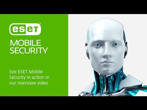 How To: ESET Mobile Security with Proactive Anti-Theft