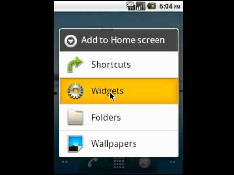 How to install widget on your home screen