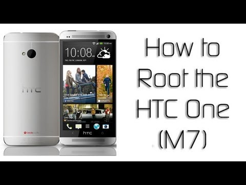 How to Root the HTC One