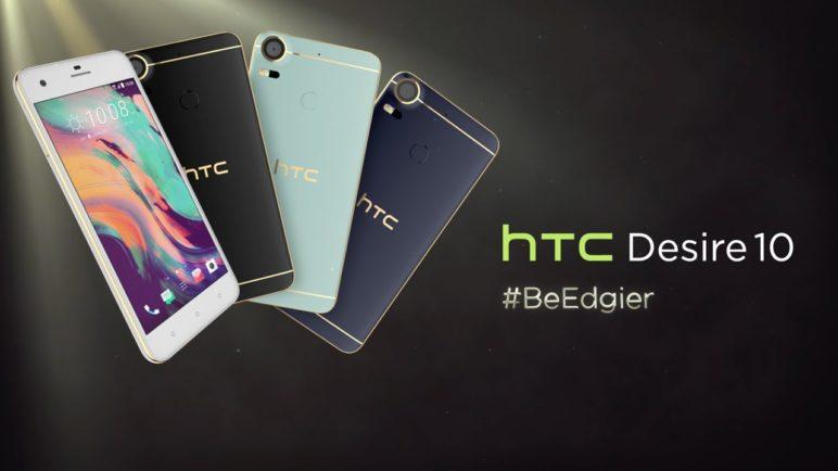 HTC Desire 10: First Impressions
