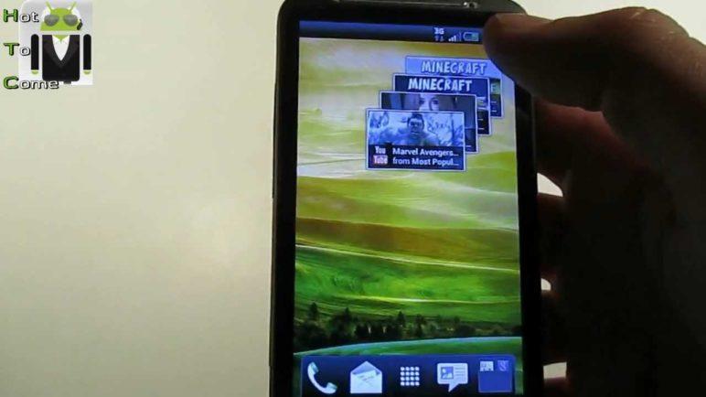 HTC Desire HD&S - Sense 4.0