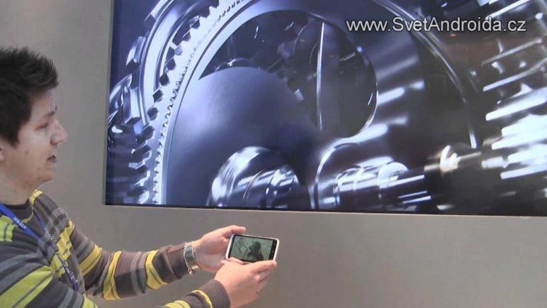 HTC Media Link na MWC 2012