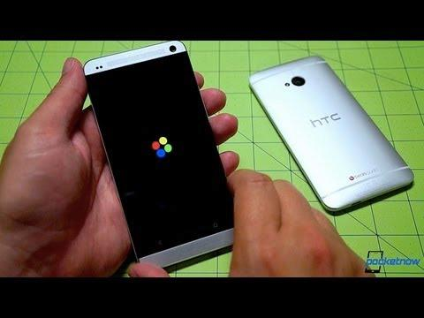 HTC One Google Edition: Unboxing | Pocketnow