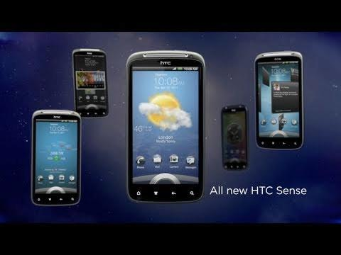 HTC Sensation - First Look