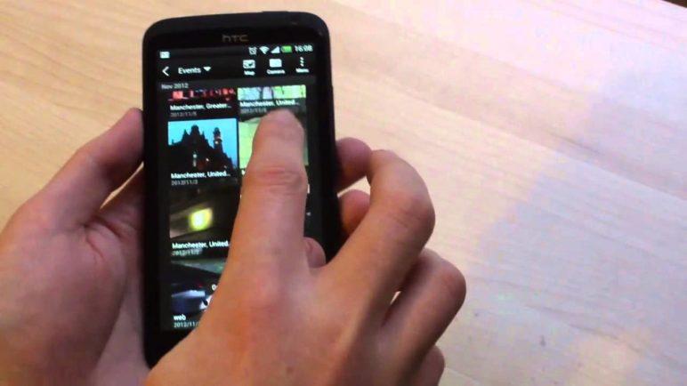 HTC Sense 4+ features