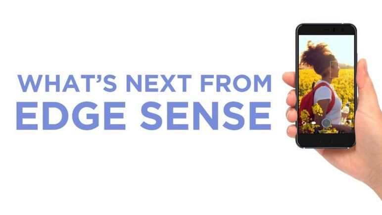 HTC U11: What's Next from Edge Sense