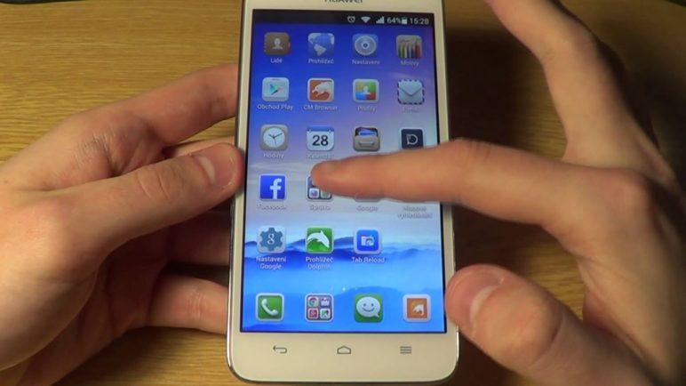 Huawei Ascend G630 - první pohled