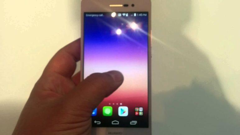 Huawei Ascend P7 - první pohled