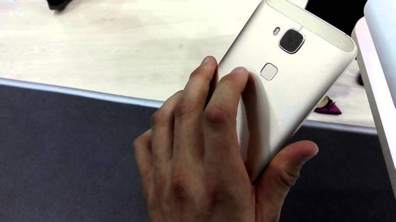 Huawei G8 první pohled (IFA 2015)