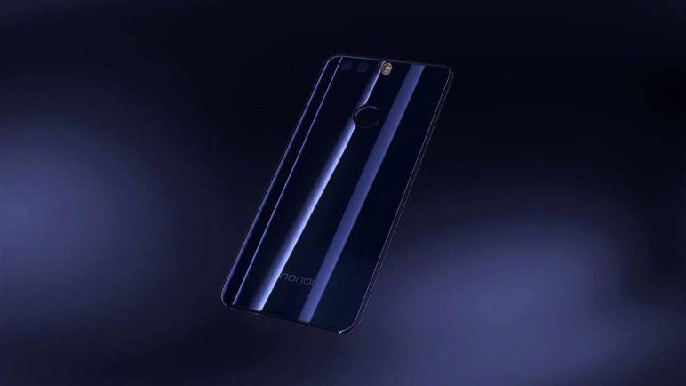Huawei Honor 8 Commercial