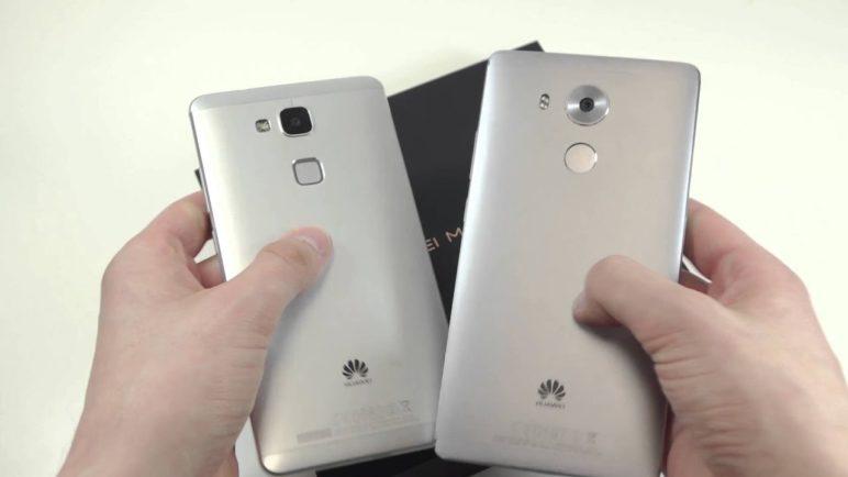 Huawei Mate 8 - první pohled