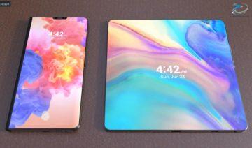 Huawei ohebný 5G telefon 03