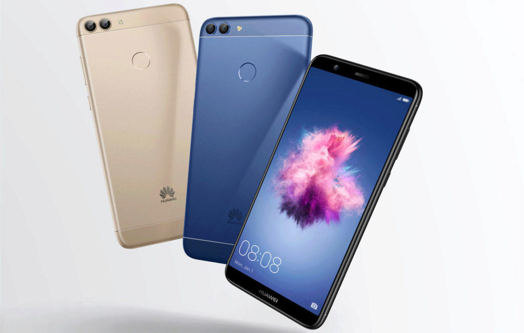 huawei p smart telefon