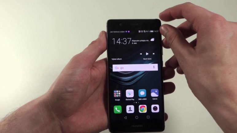Huawei P9 - první pohled