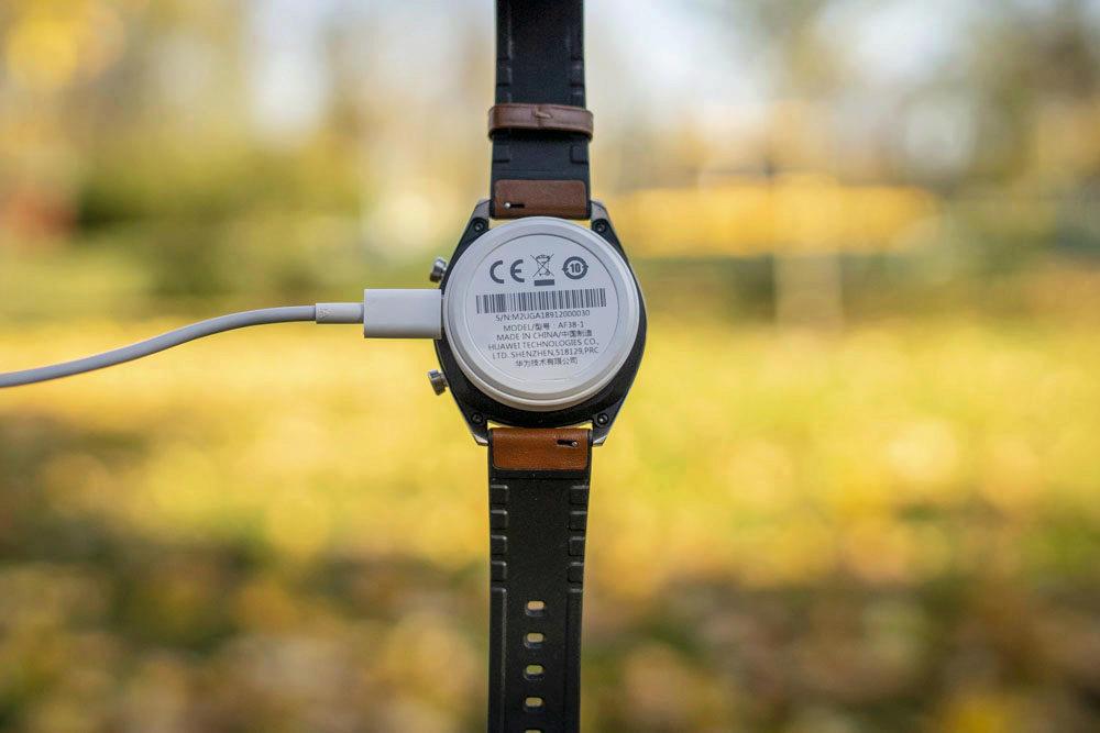 huawei watch gt baterie vydrz nabijeni