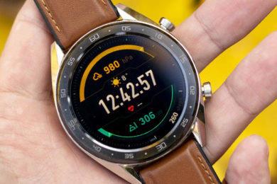 Huawei Watch GT recenze chytrých hodinek