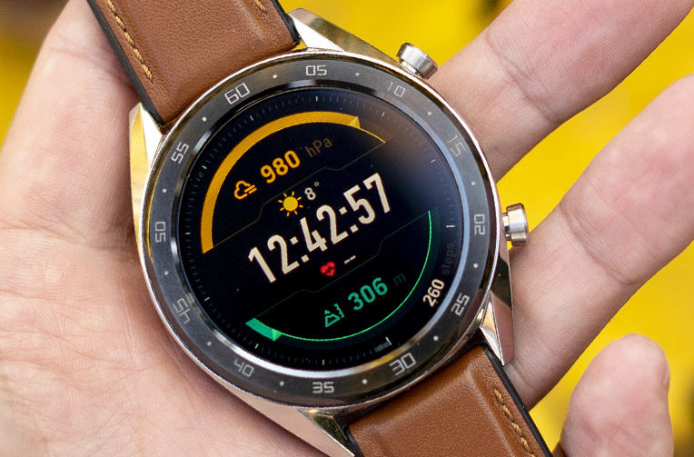 Huawei Watch GT recenze aneb Když je výdrž baterie na prvním místě 30b5e343a43