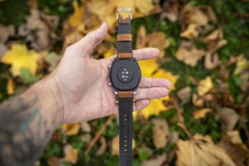 huawei watch gt senzory
